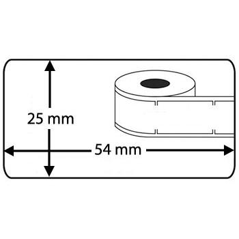 Compatible labels 11352 - S0722520 Dymo