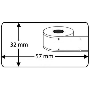 Compatible labels 11354 - S0722540 Dymo
