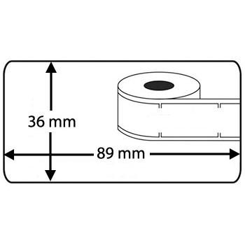 Seiko SLP-2RLE compatible Labels